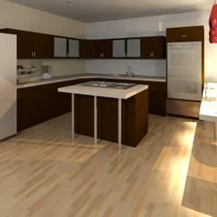 Diseño de Anexo : Cocinas de estilo  por Diseño Store,
