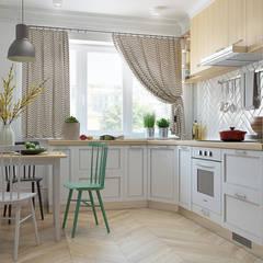 مطبخ تنفيذ Polygon arch&des,