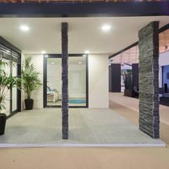 Casa modular: Terraços  por ClickHouse