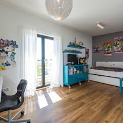 Modernes Kinderzimmer | Moderne Kinderzimmer Ideen Inspiration Homify