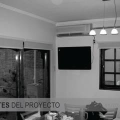 Casa CM - REFORMA VIVIENDA : Comedores de estilo  por D'ODORICO OFICINA DE ARQUITECTURA