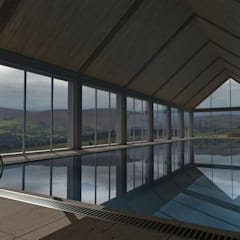 House 035:  Pool by Andrew Wallace Architects