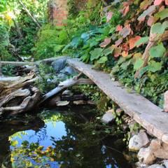 Der plantasie - Garten:  Garten von Gartenarchitekturbüro Timm