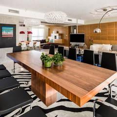 Apartamento 10A Grand Europa - NMD NOMADAS: Comedores de estilo  por NMD NOMADAS