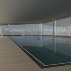 House 117:  Pool by Andrew Wallace Architects