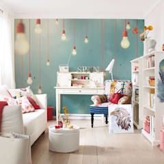 Living Room by Pixers Eclectic