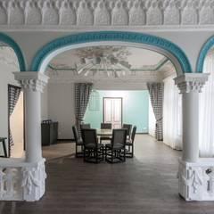 Галереи  в . Автор – Polka architecture studio, Эклектичный