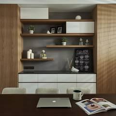 в современный. Автор – KD Panels, Модерн Дерево Эффект древесины