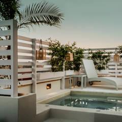 Pool by SENZA ESPACIOS