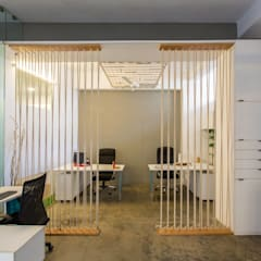 The Atelier - Design Quest Office Space :  Office buildings by Design Quest Architects