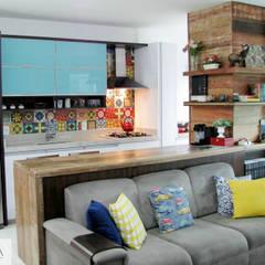 Kitchen by PANORAMA Arquitetura & Interiores
