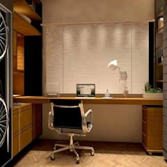 Study/office by Folle arquitetura