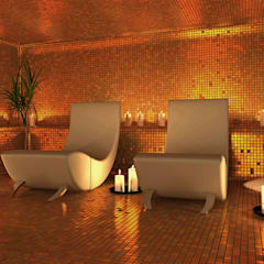 Modern and stylish Spa:  Spa by nassboards