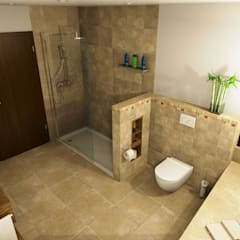 mediterranean Bathroom by Bad Campioni