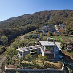Y-HOUSE: ON ARCHITECTURE INC.의  주택