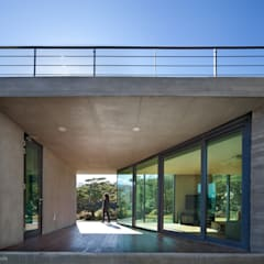 Y-HOUSE: ON ARCHITECTURE INC.의  창문,한옥