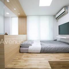 가족들에게 꼭 맞춰진 아이템들로 채워진 새집같은 우리집 리모델링  : 퍼스트애비뉴의  침실