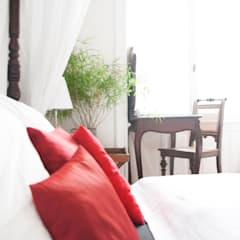 Zimmer - Green Residence Villa Apartment - made by N51E12:  Hotels von N51E12 - design & manufacture