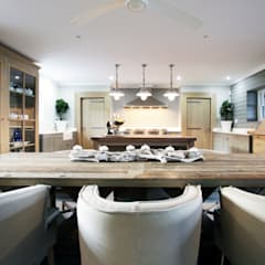 Built-in kitchens by JSD Interiors