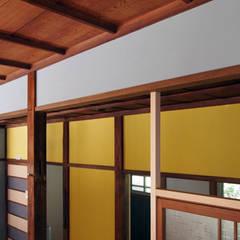 「築80年の古民家シェアオフィス」かざはやファクトリー: アーキラボ 一級建築士事務所が手掛けたオフィススペース&店です。