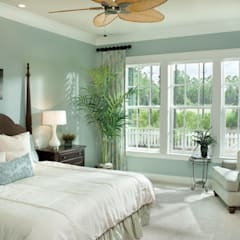 tropical Bedroom by Casa Bruno American Home Decor