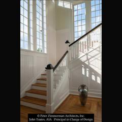 الممر والمدخل تنفيذ John Toates Architecture and Design , كلاسيكي