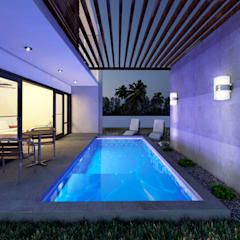 Pool by MUTAR Arquitectura