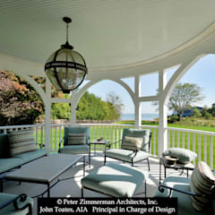 Front Porch:  Patios & Decks by John Toates Architecture and Design