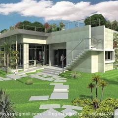خانه ها by Eisen Arquitecto