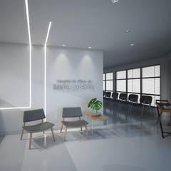 مستشفيات تنفيذ TÉRREO arquitetos