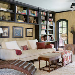 Home of the Year:  Study/office by Andrea Schumacher Interiors