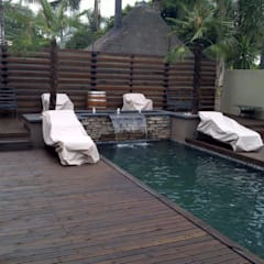 Project Completed by Liquid Landscapes:  Pool by Liquid Landscapes