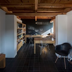Study/office by MORO TALLER DE ARQUITECTURA