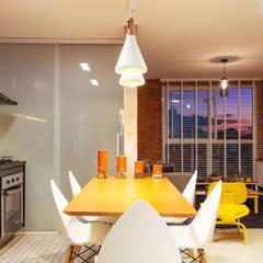 Phòng ăn by 285 arquitetura e urbanismo