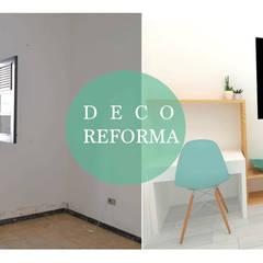 DecoReformaIntegral_: Dormitorios infantiles de estilo  de Kiki Karam TuArquitectaPersonal