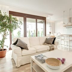 Livings de estilo  por Perfect Space, Mediterráneo