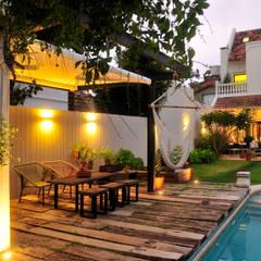 Casa SIRI · Paula Herrero | Arquitectura: Jardines de estilo  por Paula Herrero | Arquitectura