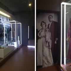 MUM - Museum in Mostar: Musei in stile  di mg2 architetture