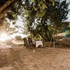 Ibiza Campo - Guesthouse:  Garden by Ibiza Interiors - Nederlandse Architect Ibiza