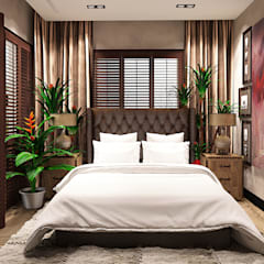 Bedroom by FAMM DESIGN