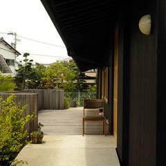 新築造園工事: 小椋造園が手掛けた庭です。