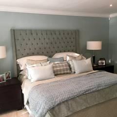 De Kelders Western Cape South Africa Modern style bedroom by CS DESIGN Modern