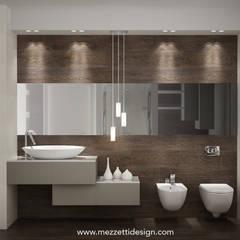 حمام تنفيذ Mezzettidesign, تبسيطي سيراميك