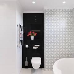 Квартира для аренды: Ванные комнаты в . Автор – Оксана Мухина