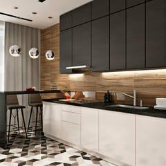 آشپزخانه by GM-interior