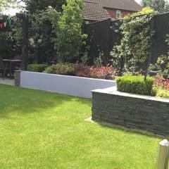 حديقة تنفيذ Linsey Evans Garden Design,