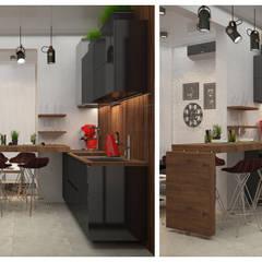 Kitchen by DONJON