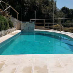 Pool by Cava di Trani,