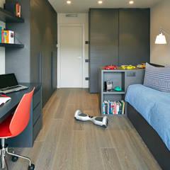 interiorismo infantil: Dormitorios infantiles de estilo  de Molins Design