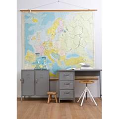 Arbeitszimmer Möbel im Industriedesign:  Arbeitszimmer von EIKORA - Badezimmer und Wohnideen Versand